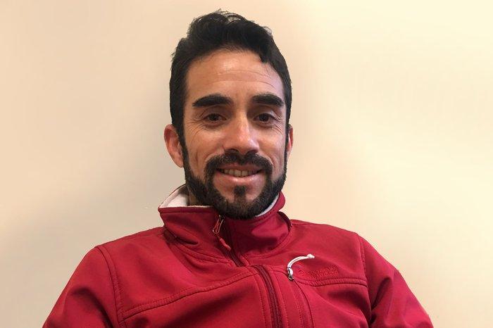 Alejandro Ruiz Díaz  - Acompañante