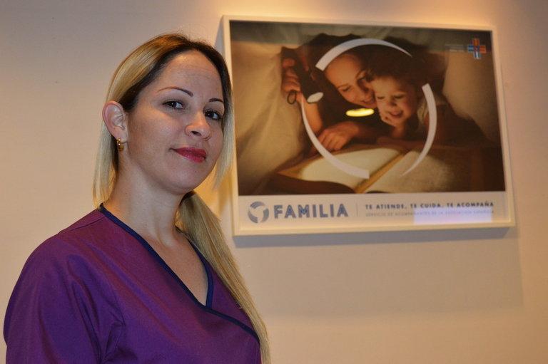 Liset Tejeda Rojas - Acompañante