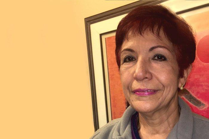 Iraida del Carmen Serrano Reyes - Acompañante