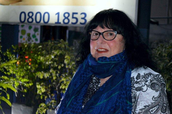 Celia Hortensia Sobrera Silvera (67)