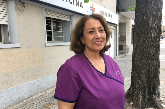 Yolanda Mora - Acompañante