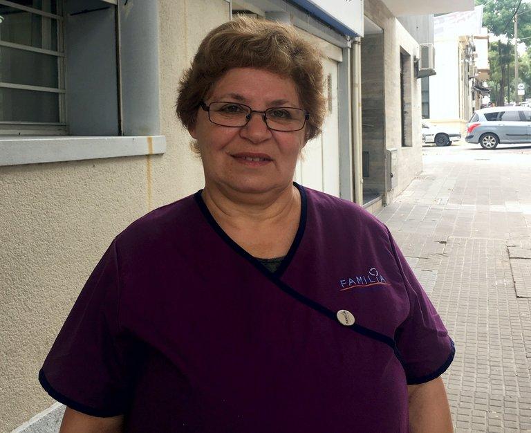 Nancy García – Acompañante