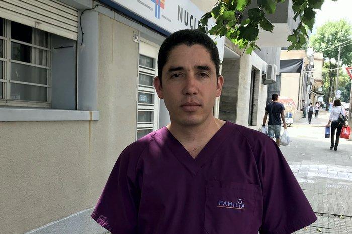 Yordan Núñez - Acompañante