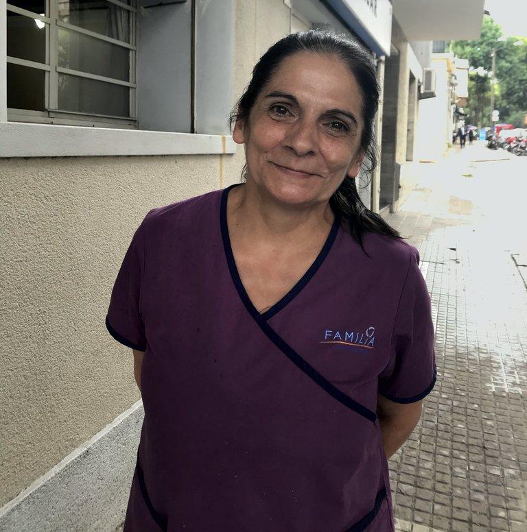 Teresa Fraygola - Acompañante