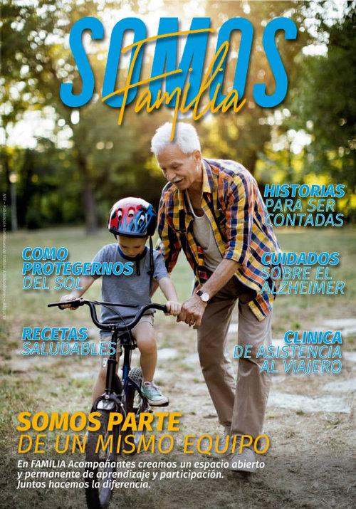 Revista Somos Familia