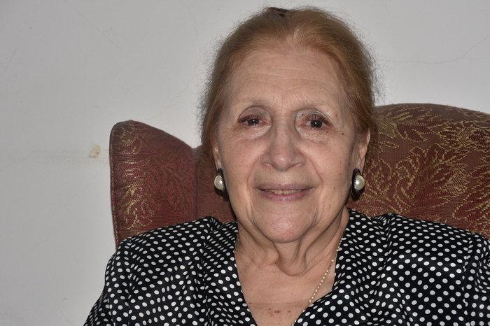 Mary Di Rosa (88)