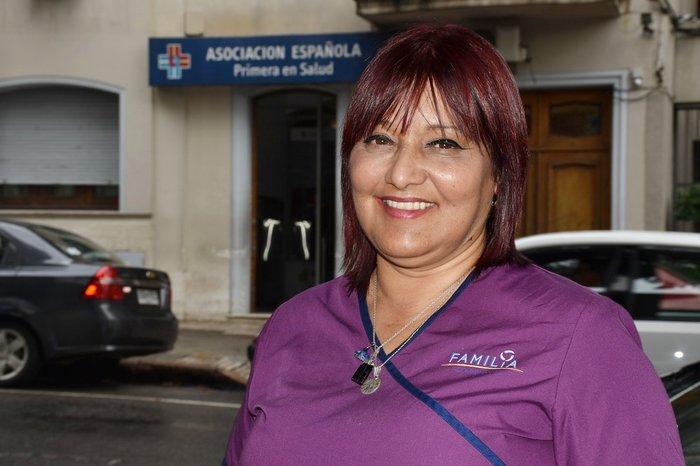 Ana Moraes - Acompañante