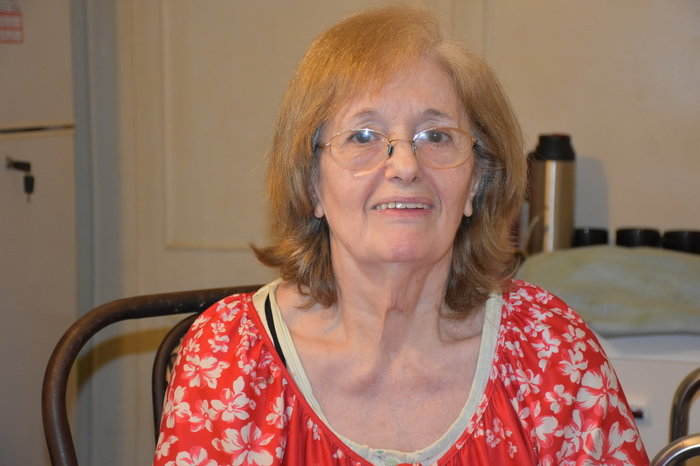 Anabel Garmendia Silva (70)
