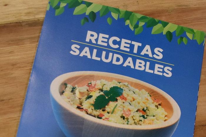 Receta Saludable: Cous cous multicolor