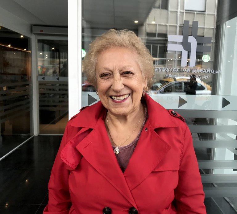 María Luisa Martínez (82)