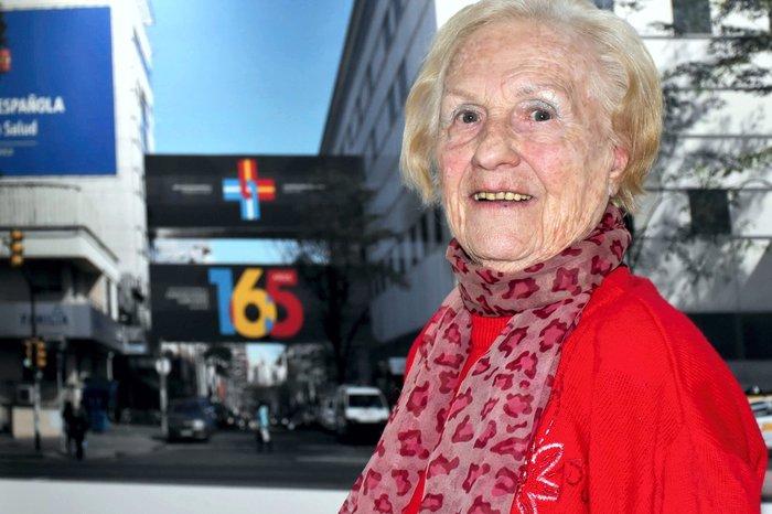 Lola Chabinka Garnet (80 años)