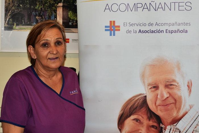 María Esther Villamil-Acompañante