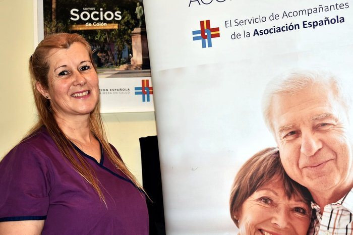 Ana María Melgarejo Blanco-Acompañante