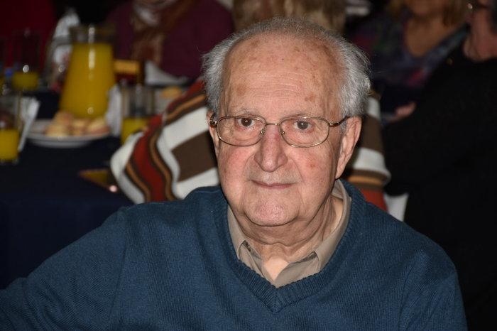 Juan Carlos Prima Vesi (81 años)