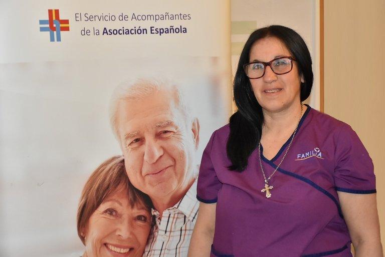 María Andrea Rodríguez – Acompañante