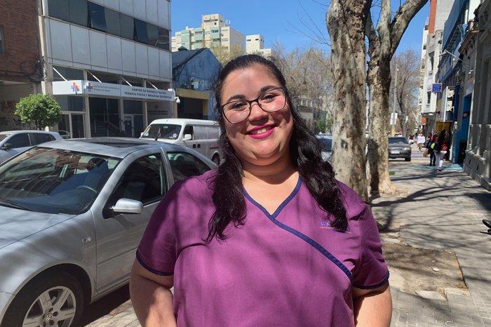 Ana Victoria Silva - Acompañante