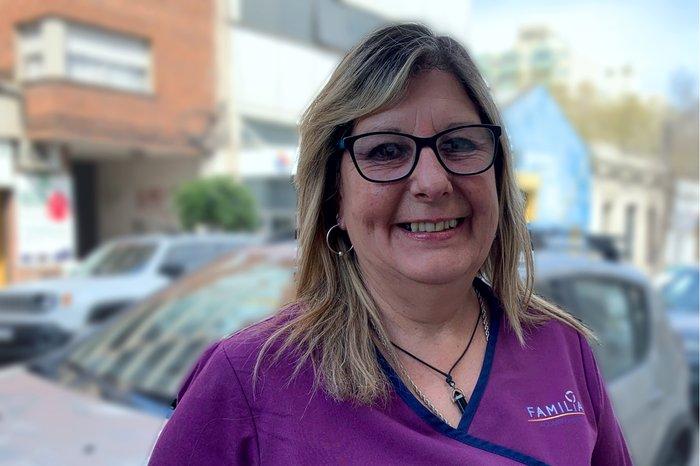 Cristina González - Acompañante