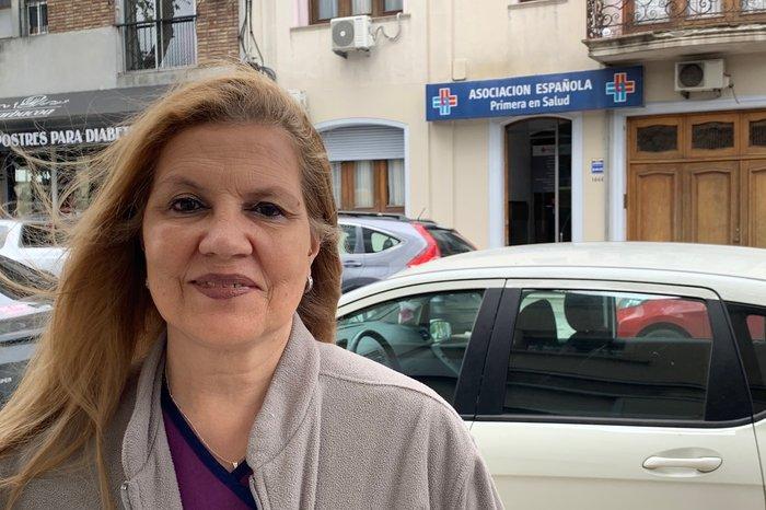 Adriana Burgos - Acompañante