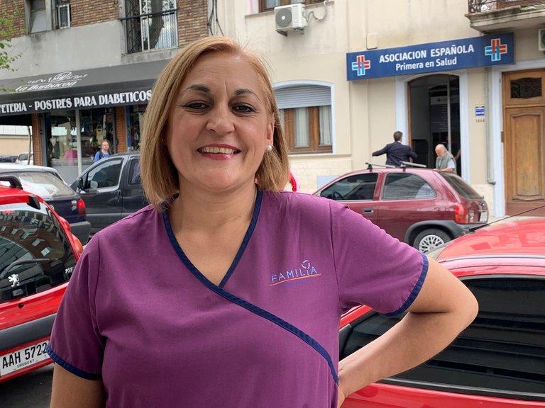 Fátima Ramos - Acompañante