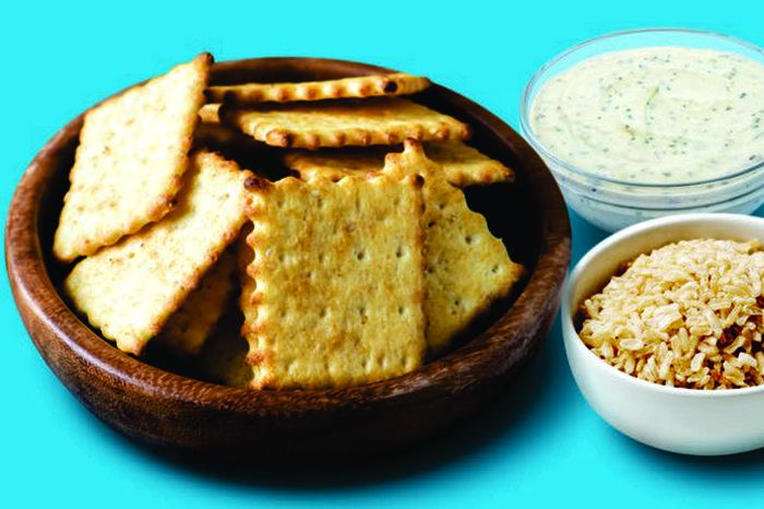 Receta saludable: Galletitas integrales