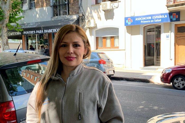 Adriana Barrios – Acompañante